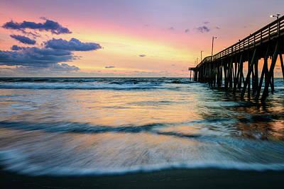 Photograph - When The Tides Return by Michael Scott