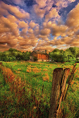 Unity Photograph - When There's No One Around by Phil Koch