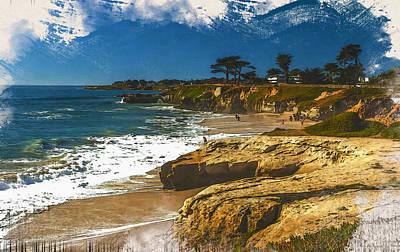 Where Californians Go To Relax Original