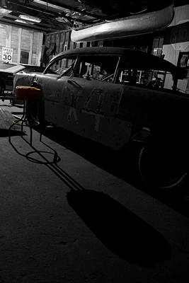 Photograph - Where Did Grandpa Go? by Dylan Punke