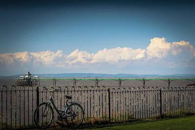 Photograph - Where Did I Leave The Bike? by Lee Harris