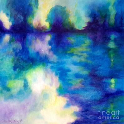 Painting - Where Dreams Reside by Alison Caltrider
