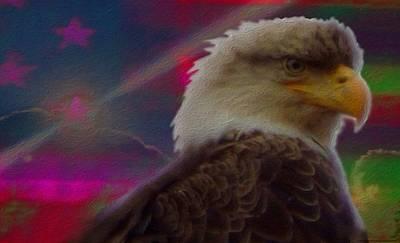Eagles Photograph - Where Eagles by Ryan Reschke