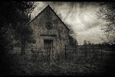 Photograph - Where Fear Dwells by Stewart Scott
