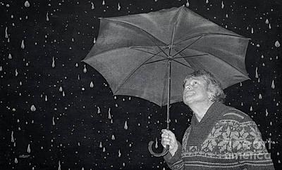 Photograph - Where Is The Rain? by Jutta Maria Pusl