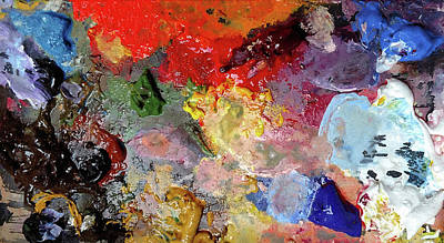 Painting - Where It All Begins by Randy Welborn
