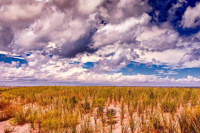 Photograph - Where Land Meets Sky by Gary Slawsky