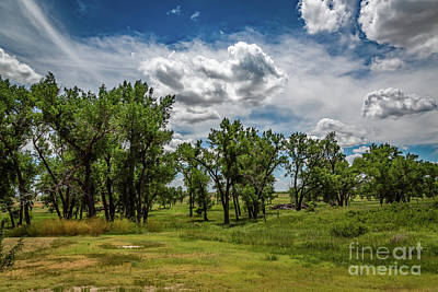 Photograph - Where Men Died - The Battle Of Arikaree Fork by Jon Burch Photography