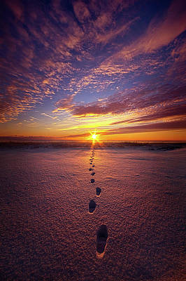 Photograph - Where Must We Be by Phil Koch