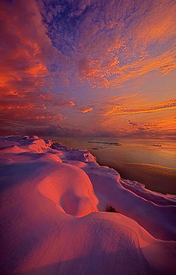 Photograph - Where Nothing Really Matters by Phil Koch