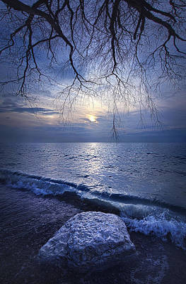 Photograph - Where Others Have Stood by Phil Koch