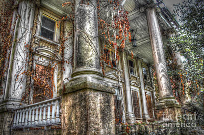 Haunted Mansion Digital Art - Where Spirits Cry by Dan Stone
