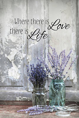 Photograph - Where There Is Love by Lori Deiter