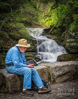 Photograph - Where To Relax by Joann Long