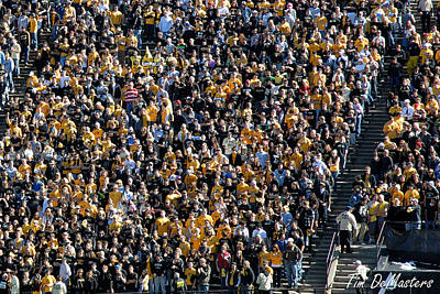 Cu Boulder Photograph - Where's Waldo by Tim DeMasters