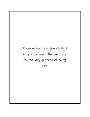 Digital Art - Wherever God Has Given Faith,... by Famous Quotes