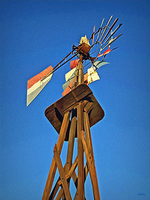 Which Way The Wind Blows Art Print by Glenn McCarthy Art and Photography