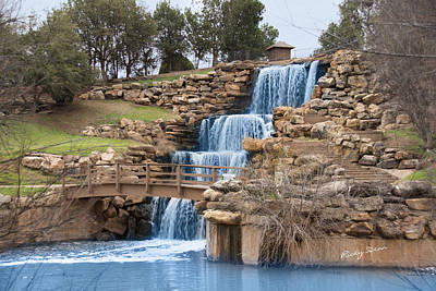 Photograph - Wichita Falls by Ricky Dean