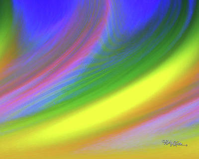 Digital Art - Whimsical #115 by Barbara Tristan