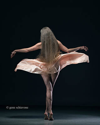 Photograph - Whimsical Ballerina by Nancy Taylor