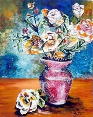 Whimsical Bouquet Original