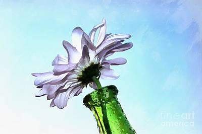 Digital Art - Whimsy Daisy by Krissy Katsimbras