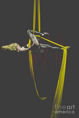 Photograph - Whipped Silks by Scott Sawyer
