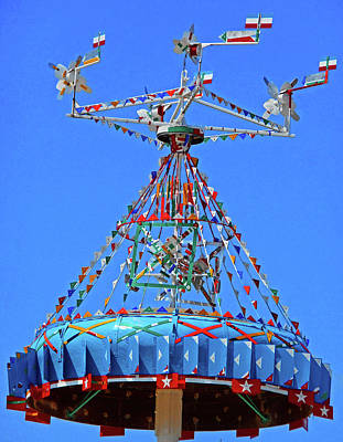 Photograph - Whirligigs 2 by Ron Kandt