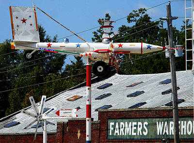 Photograph - Whirligigs 4 by Ron Kandt