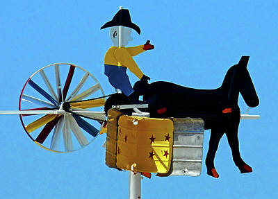 Photograph - Whirligigs 6 by Ron Kandt