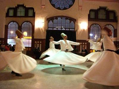 Whirling Dervishes Original