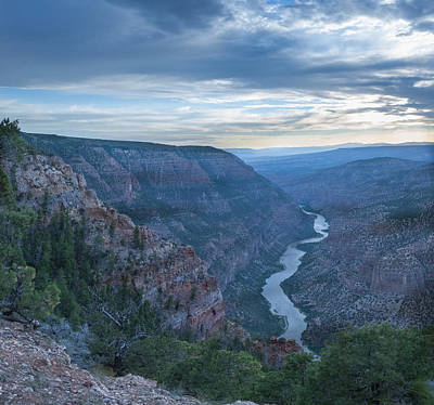Photograph - Whirlpool Canyon by Joshua House