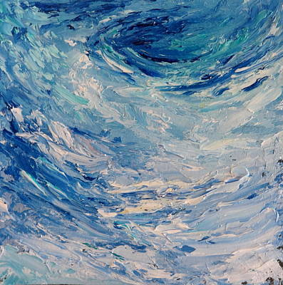 Painting - Whirlpool by Fred Wilson