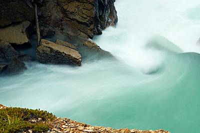 Photograph - Whirlpool by Larry Ricker