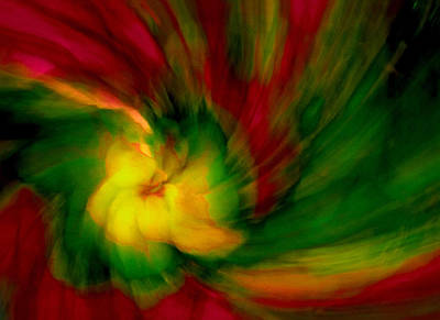Whirlwind Passion Art Print
