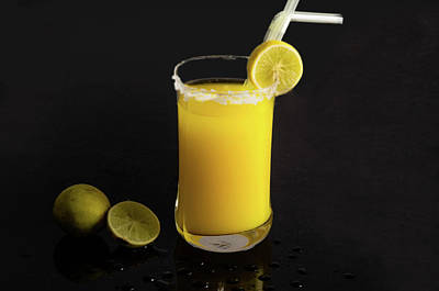 Photograph - Whiskey Sour  by Manjot Singh Sachdeva