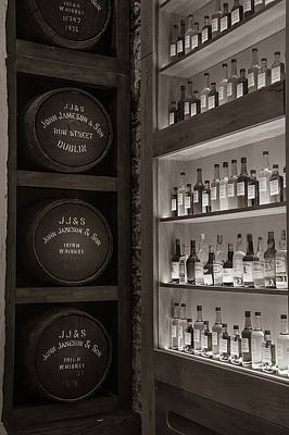 Photograph - Whiskey Through Time by Georgia Fowler
