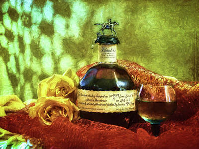 Photograph - Whisky And Roses by Sandra Selle Rodriguez