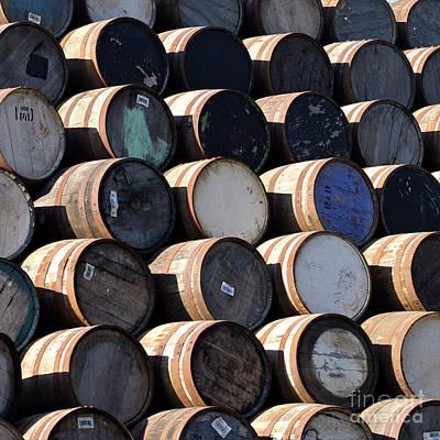 Photograph - Whisky Galore by Liz Alderdice