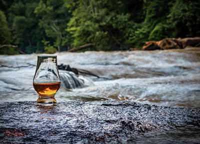 Photograph - Whisky River by Ant Pruitt