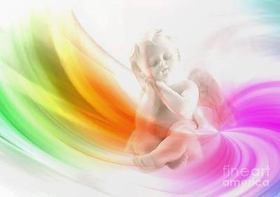 Digital Art - Whisper 2015 by Kathryn Strick