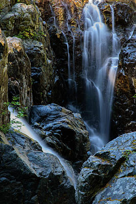 Photograph - Whispering Falls by Keith Boone