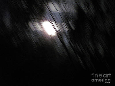Photograph - Whispering Moon by Julia Stubbe