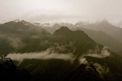 Photograph - Whispers In The Andes Mountains by Brandy Little