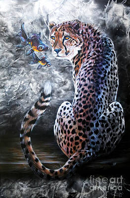 Painting - Whispers by Lachri