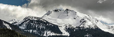 Photograph - Whistler Bowl Panorama by Pierre Leclerc Photography