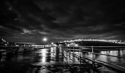 Photograph - Whitby Harbor by Tim Hill