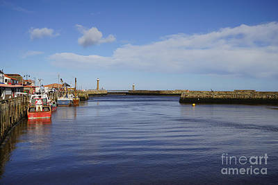 Whitby Photograph - Whitby by Nichola Denny