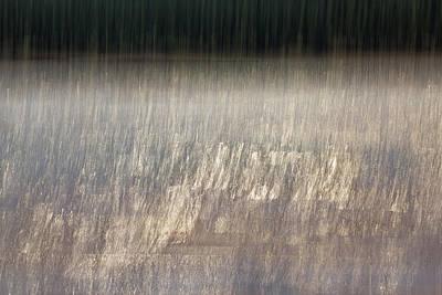Photograph - White Caps At The Lake by Deborah Hughes
