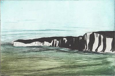 Photograph - White Cliffs Of Dover  by Erik Paul
